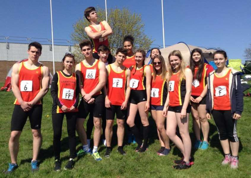 Grantham AC youth athletes OHbUFIHHosMseFDhjyJR