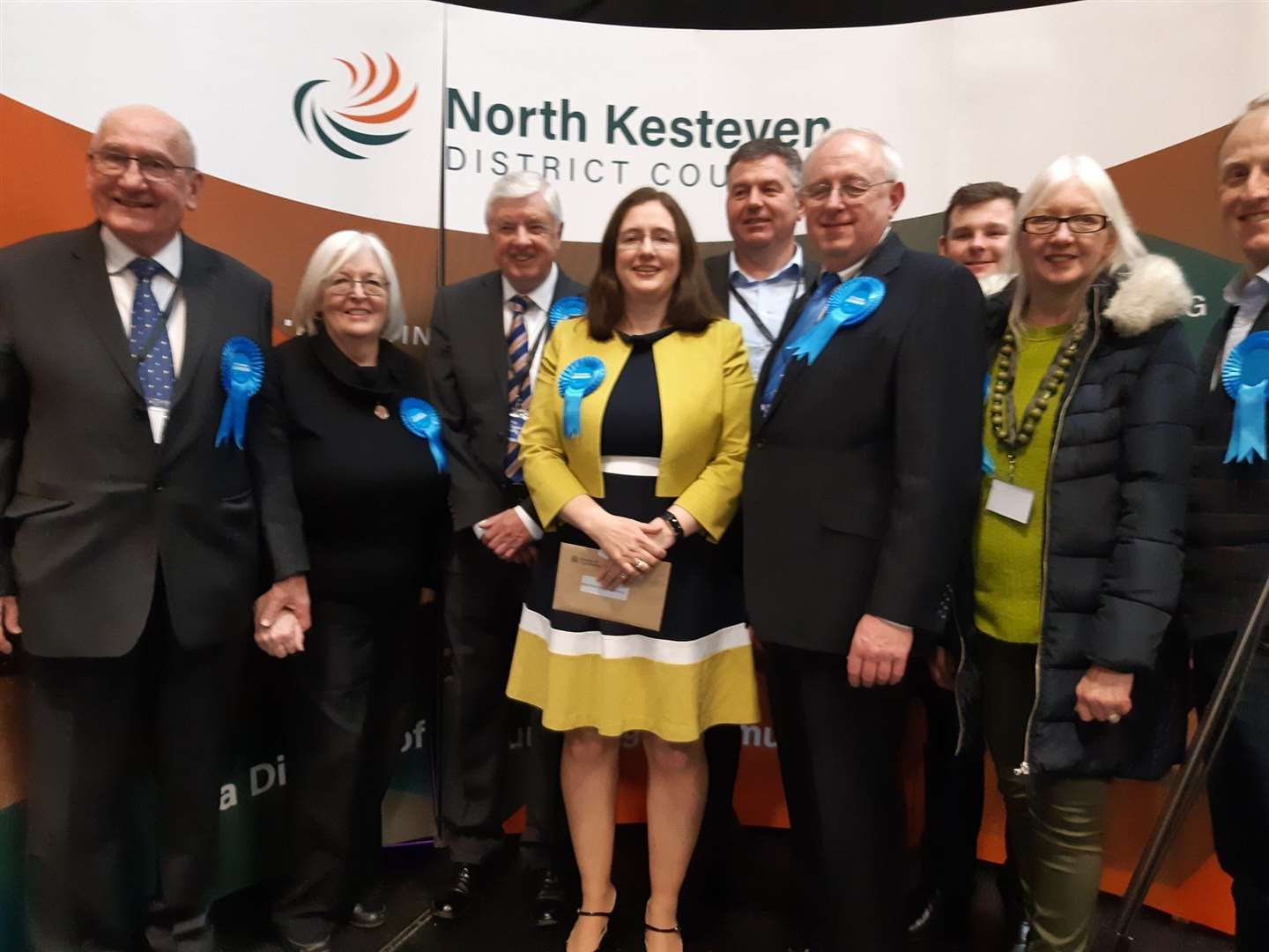 Dr Caroline Johnson retains her Sleaford and North Hykeham seat with 67 per cent of the vote