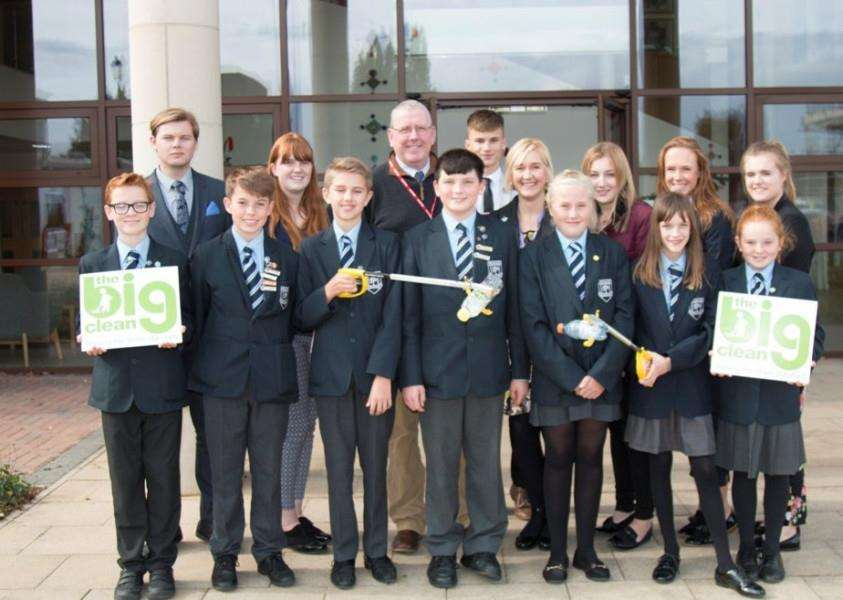 Big Clean: Priory Ruskin Academy