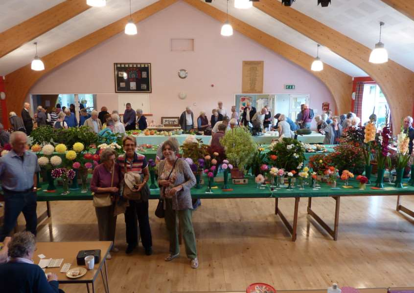 Bottesford's 38th Horticultural Show PHOTO: Supplied EMN-150914-133303001