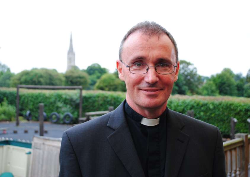 The Rev Dr Nicholas Alan Chamberlain becomes the new Bishop of Grantham.