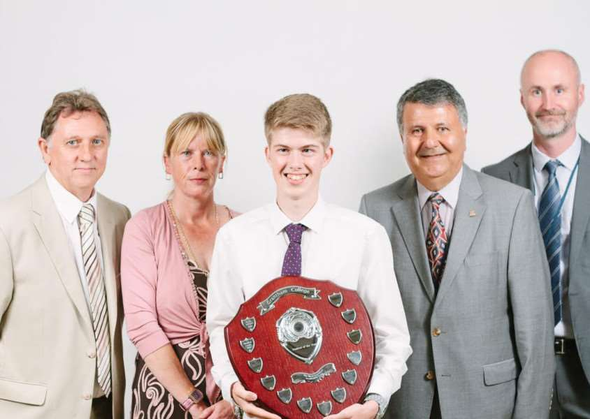 Grantham College Awards