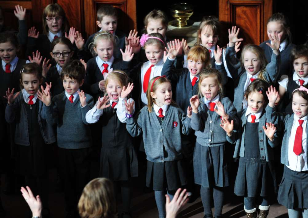 Grantham Music Festival 2015: Little Gonerby Photo: 0309A