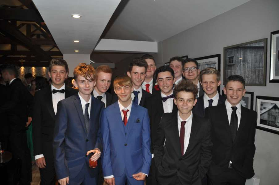 Prom time for pupils at Sir William Robertson Academy EMN-160727-102907001