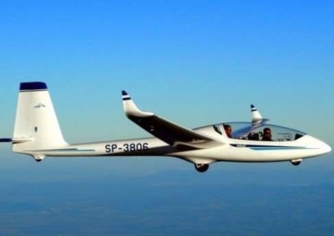 Learn more about gliding at Buckminster Gliding Club on Saltby Airfield next Monday (July 24).
