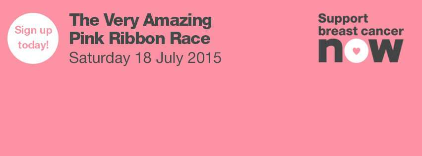 The Very Amazing Pink Ribbon Race