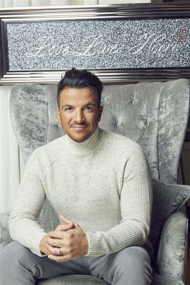 Peter Andre will perform in Grantham next year. (5202282)