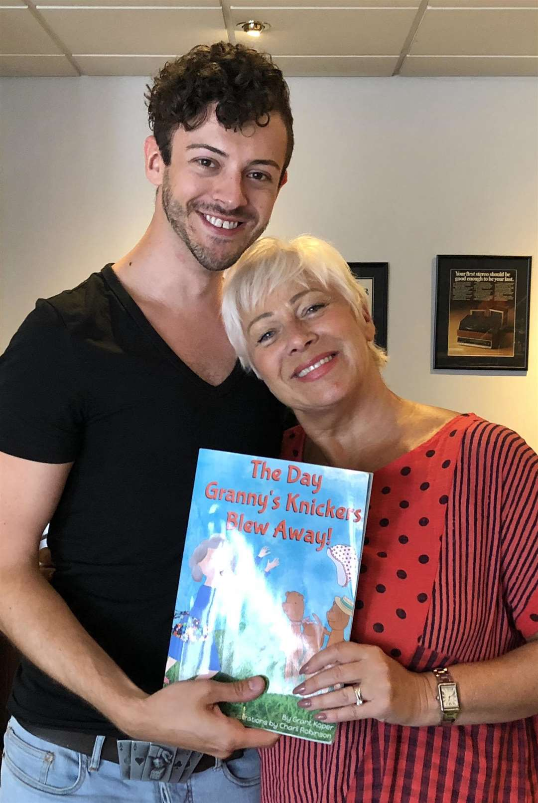 Grant Koper and Denise Welch (2499121)