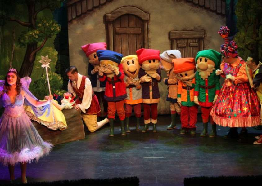 Snow White at The Guildhall Arts Centre