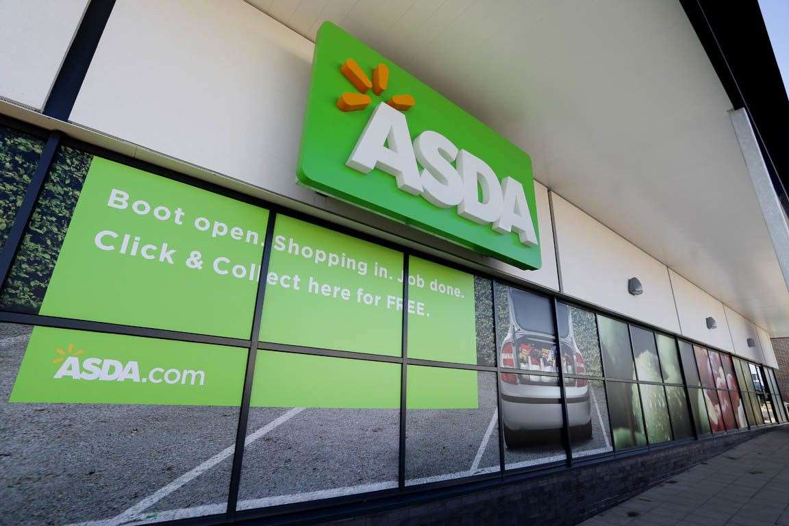 Asda is about to stop using single use carrier bags with online shopping orders (46644371)