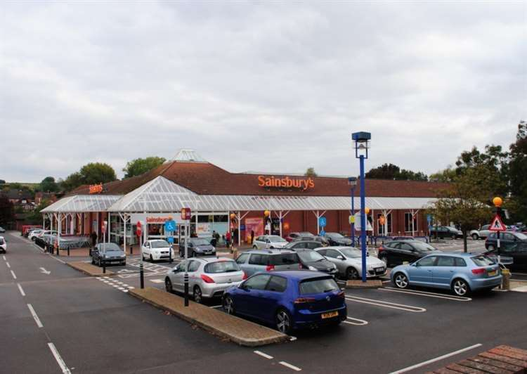 Sainsbury's in Grantham (31878909)
