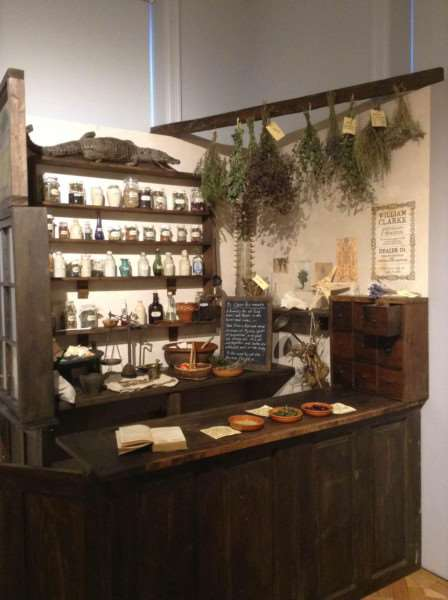 Grantham Museum: Apothecary