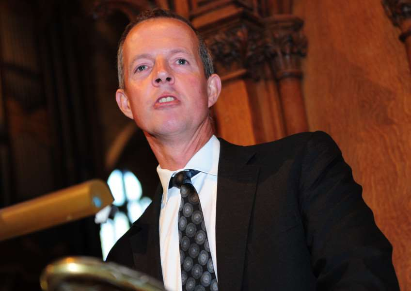 Grantham and Stamford MP Nick Boles. EMN-151105-160103001