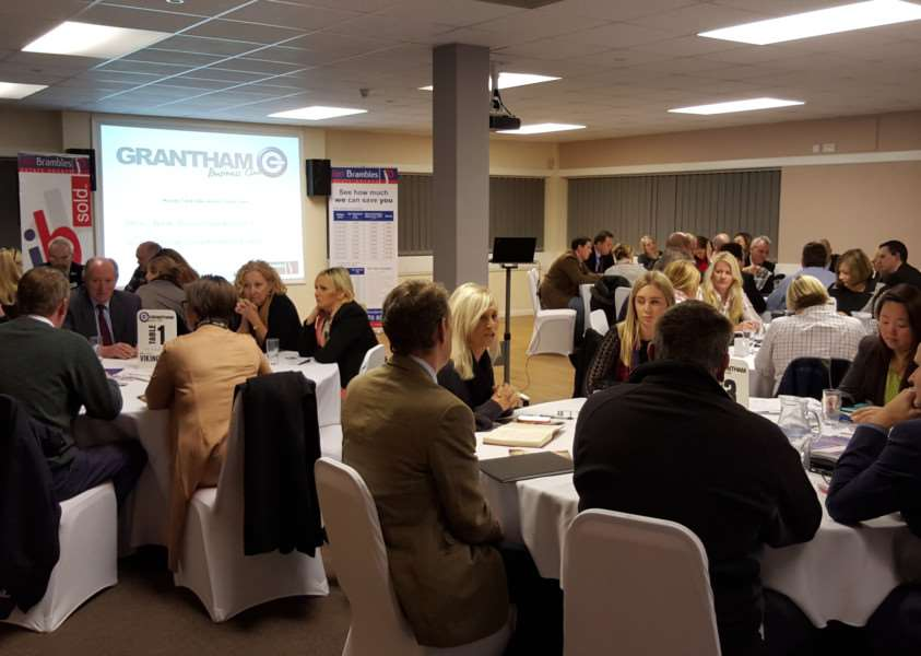 Grantham business leaders put growth firmly on agenda