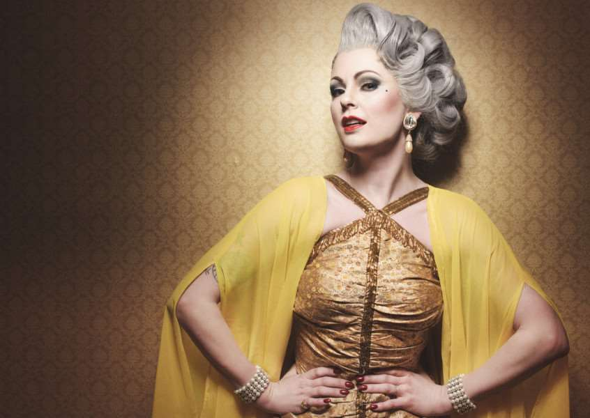 Lili la Scala is coming to Leadenham Village Hall. Photo: Scott Chalmers