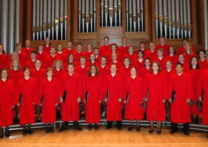 The William Jewell College Choir