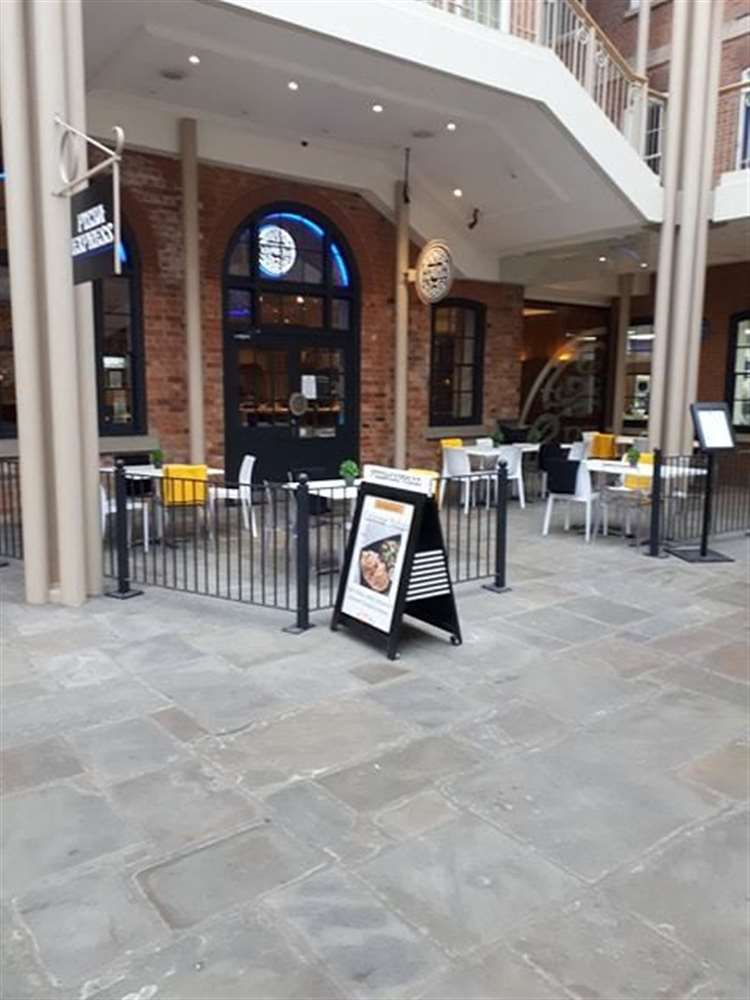 Future Of Pizza Express In Grantham Uncertain As Large Debts