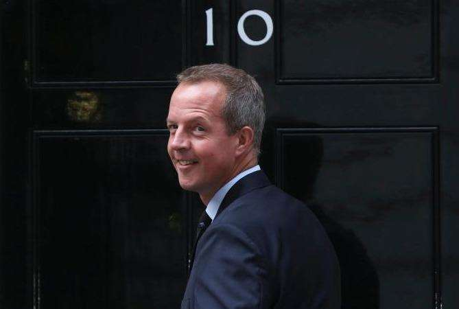 MP for Grantham and Stamford Nick Boles (6412246)
