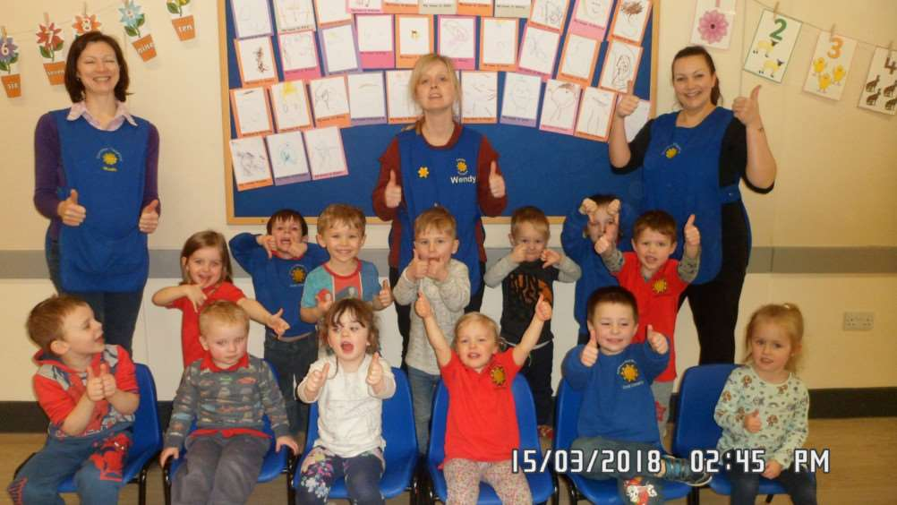 Sunshine Pre-School Great Gonerby