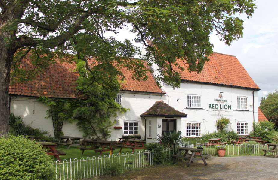 The Red Lion at Bottesford is being marketed for sale for offers of around �395,000
