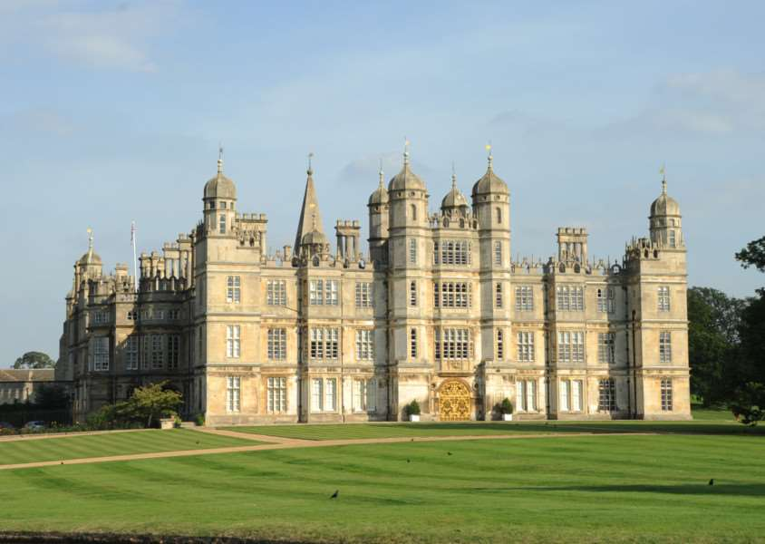 Burghley House in Stamford. Photo: Georgi Mabee/Peterborough Telegraph