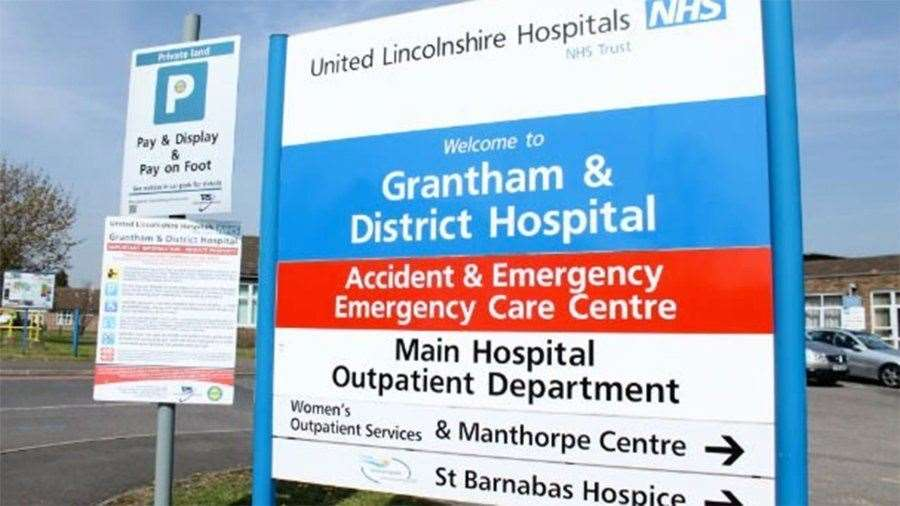Grantham A&E remains closed overnight. (27371690)