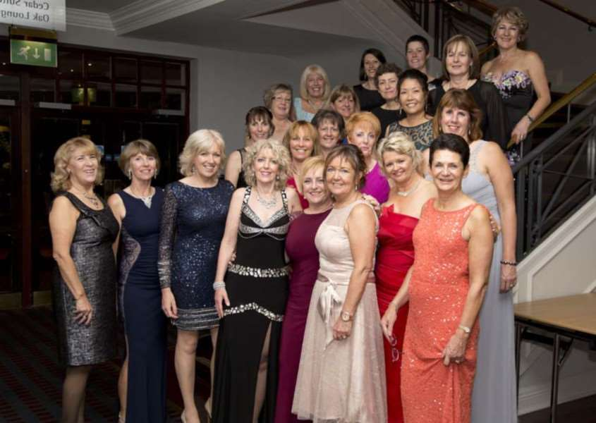 Belton Woods ladies' section. Photo: Fardell Photography