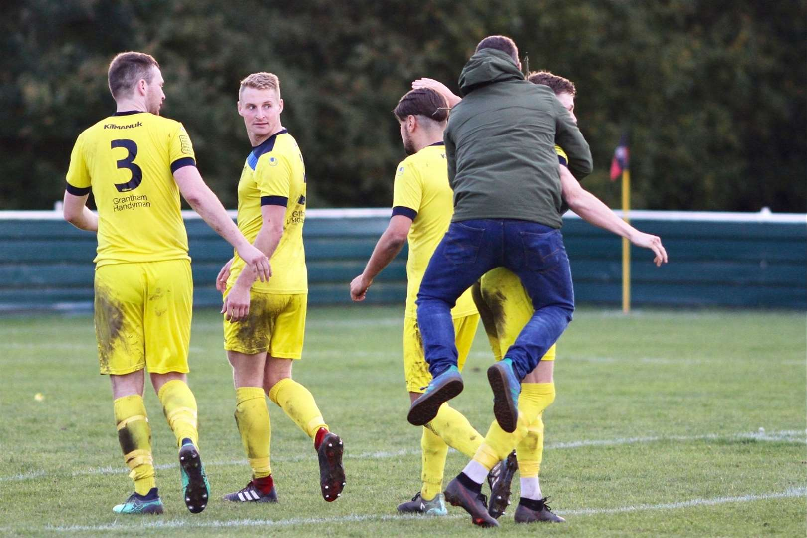 Late penalty drama saw Harrowby advance in the FA Vase, photo by Ed Mayes (42650303)