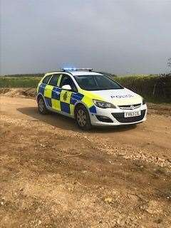 Police are stepping up patrols at off-road hotspots. (8477540)