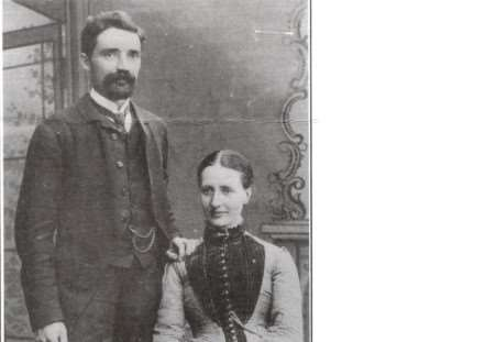 Henry and Fanny Preston