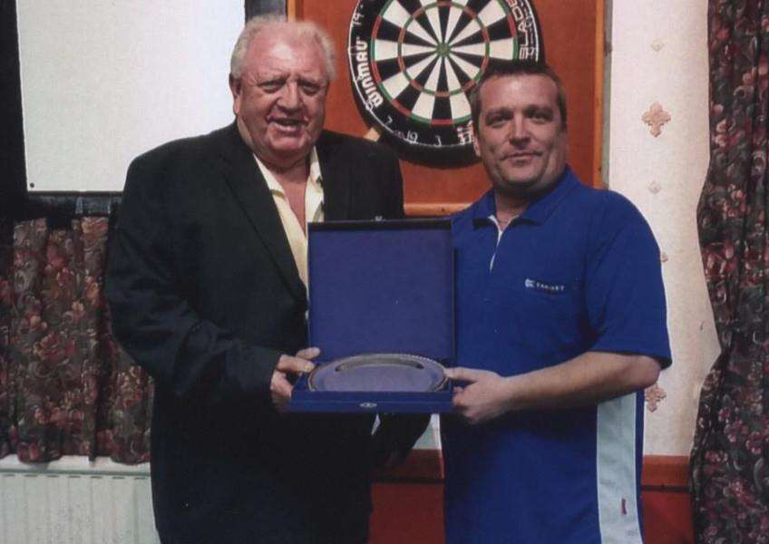 Most 180s - Dave Andrew.