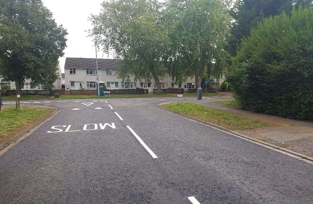 Resurfacing of the Trent Road/Goodliff Road junction has been completed. (17391160)