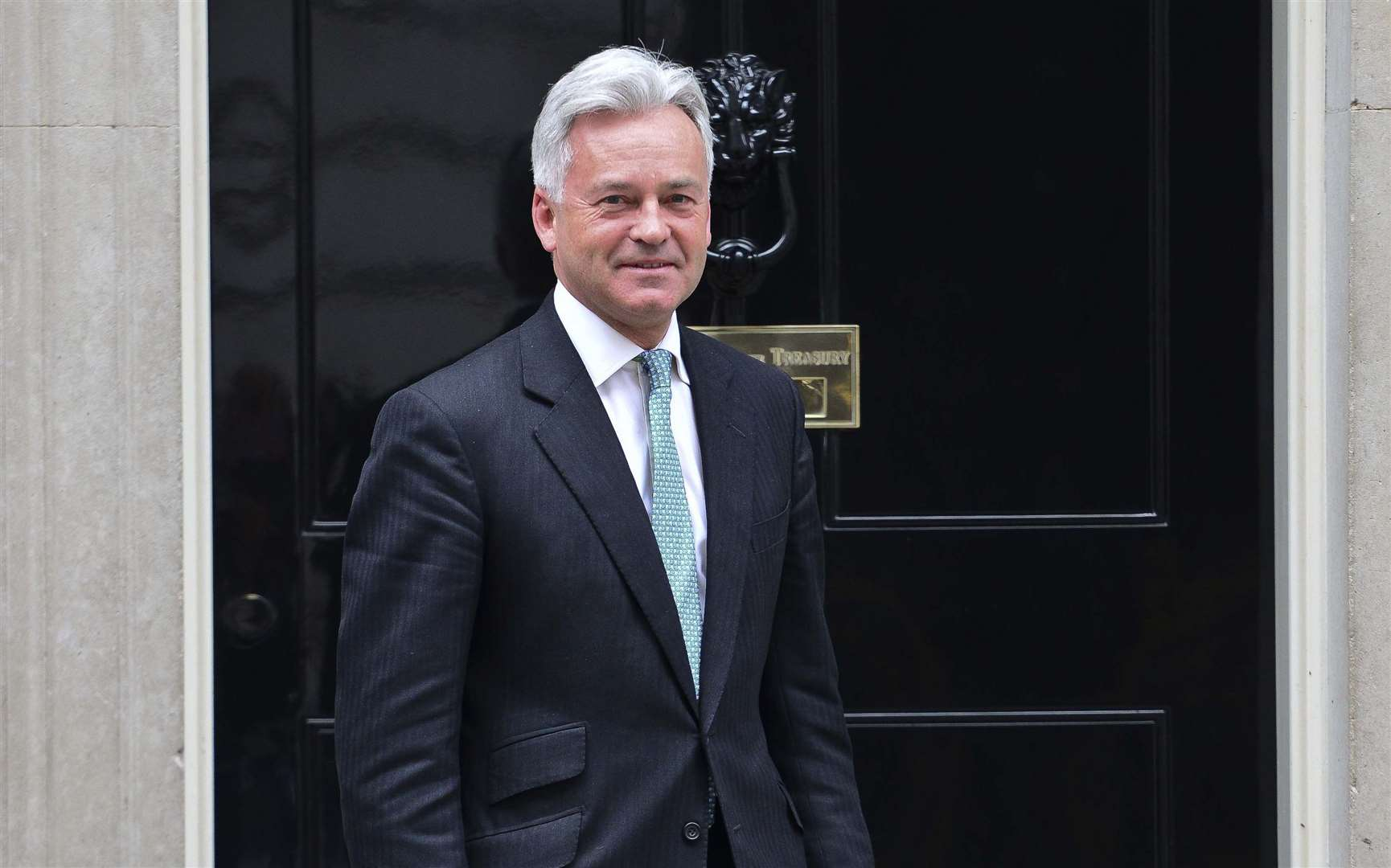 Alan Duncan pictured in Downing Street (20941436)