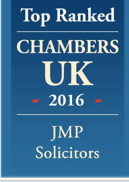 Accolade for JMP Solicitors of Grantham