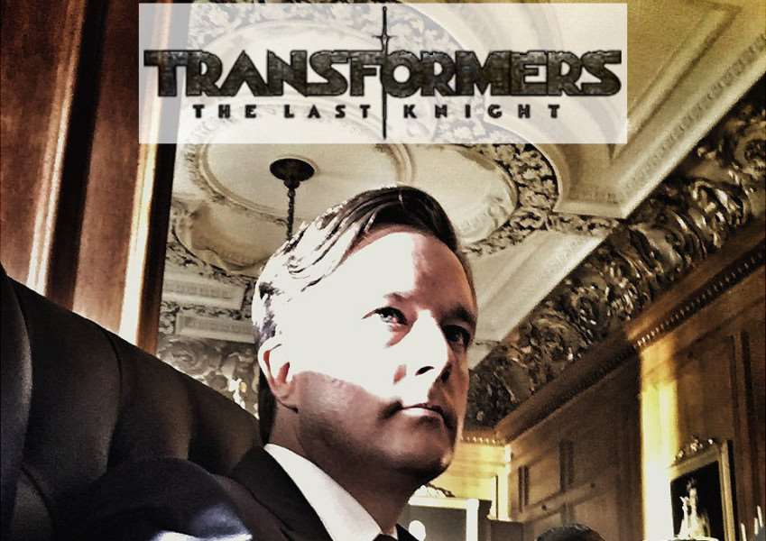 Mark Dexter in Transformers: The Last Knight