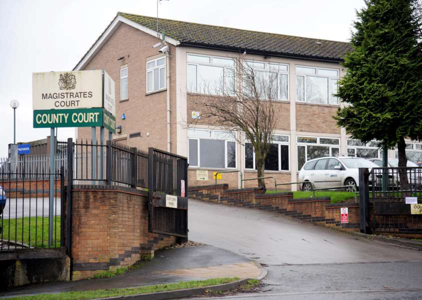 Grantham Magistrates Court