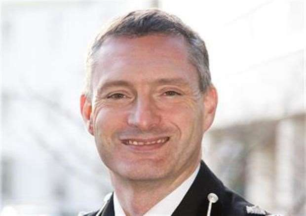 Chief Constable Bill Skelly of Lincolnshire Police. (11367908)