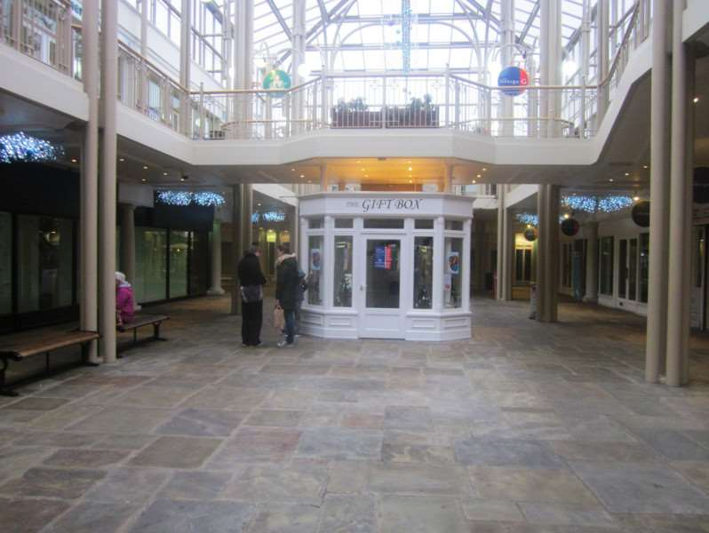 The George Shopping Centre, Grantham.