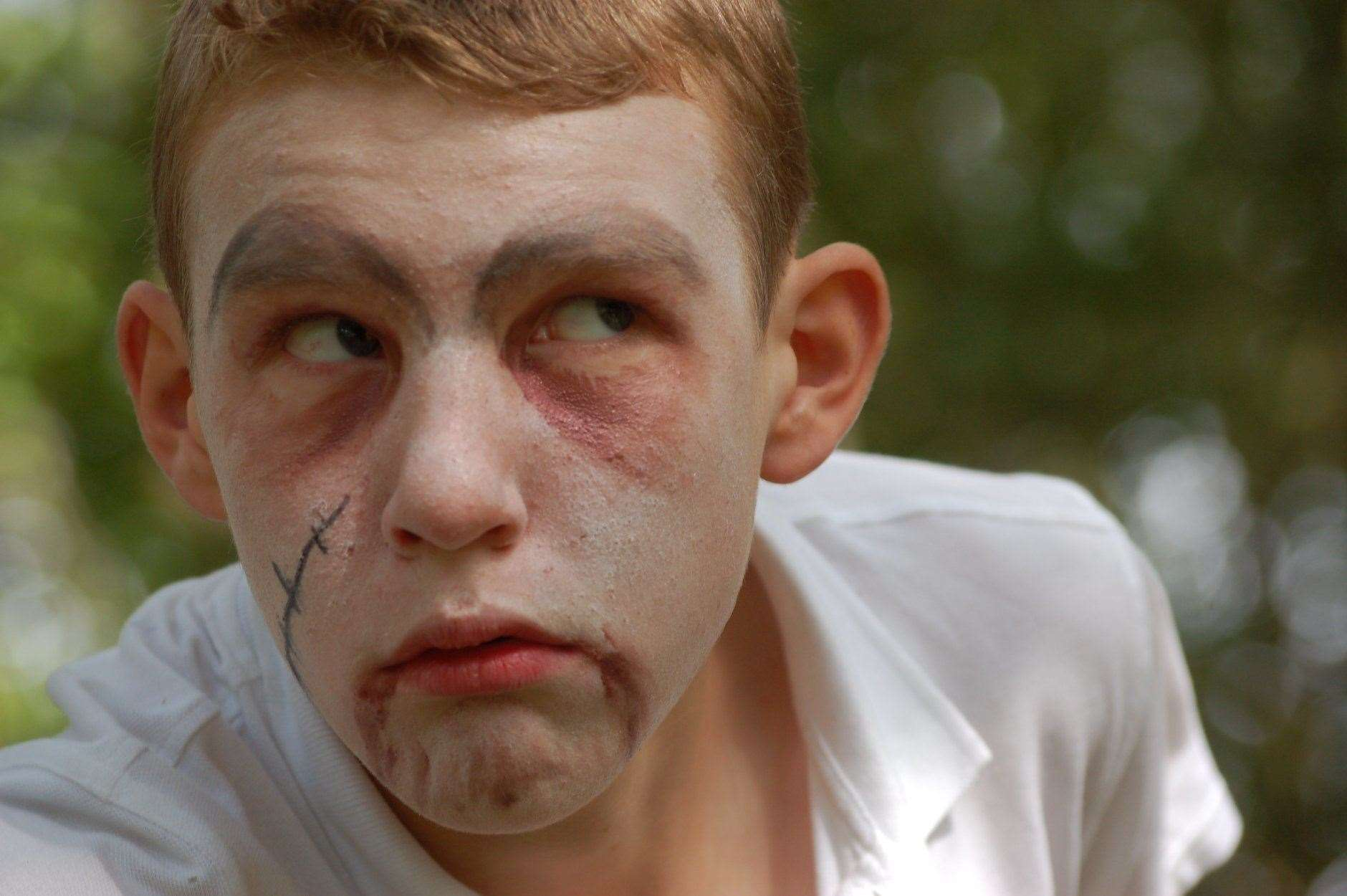 Ambergate Sports' College's 'A Zombie in the Team'. (26731279)