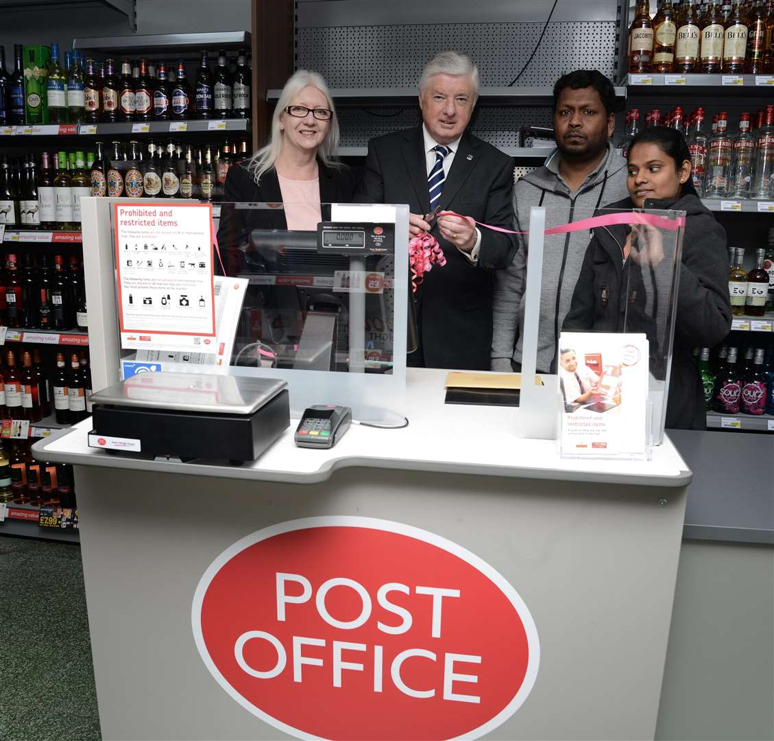 Rushcliffe Post Office (2290567)