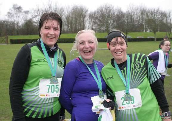 Grantham Running Club at Holme Pierrepont