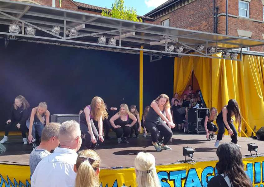 St George on the Green: Beth Cresswell School of Dance
