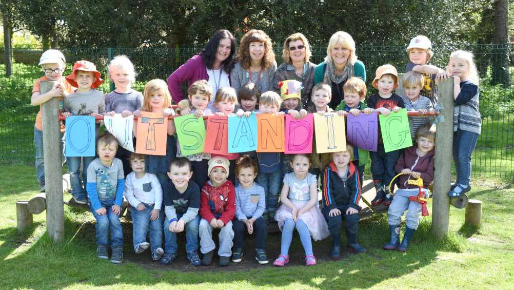 'Outstanding' Ofsted report for Bottesford Preschool EMN-160505-145205001