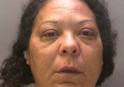 Petrona Gabriel has been jailed for three years for being concerned in the supply of crack-cocaine.