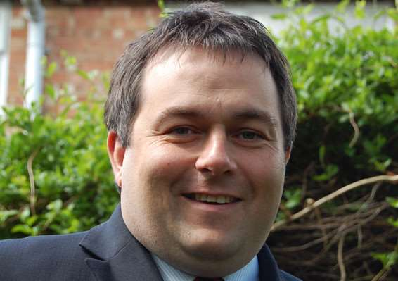 Author of the Grantham Property Blog, Christopher Watkin.