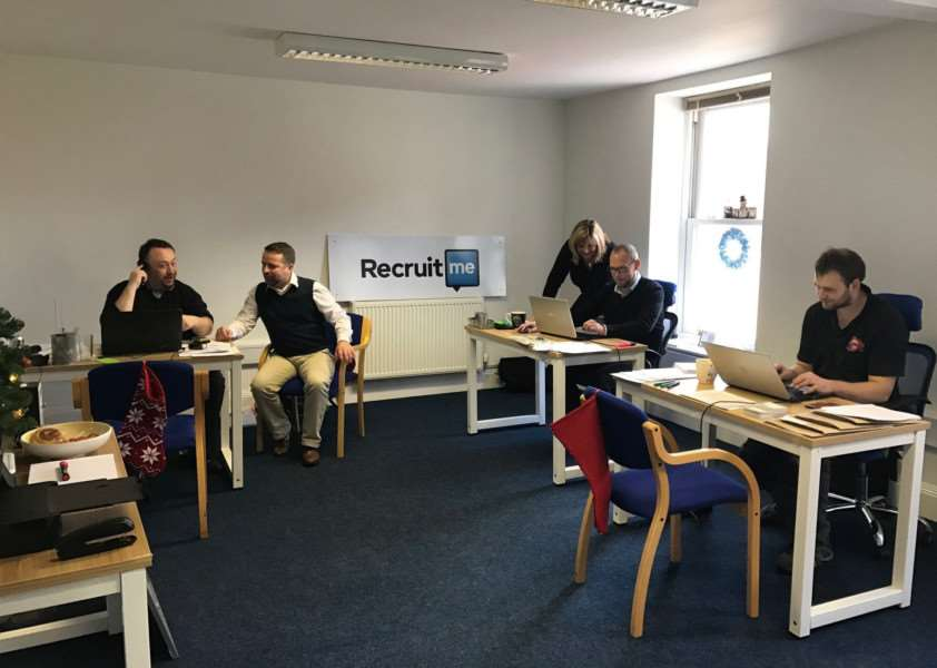 RecruitME has relocated to new offices in Grantham.