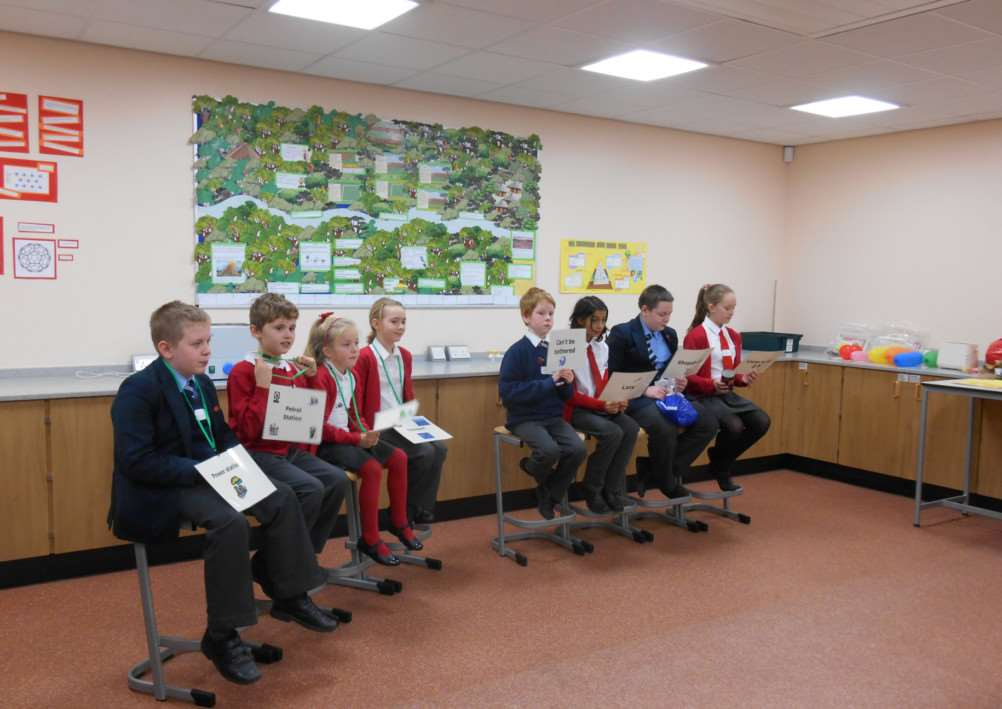 Young carbon ambassadors in training at The Priory Ruskin Academy will help reduce the carbon footprint in their Grantham schools.