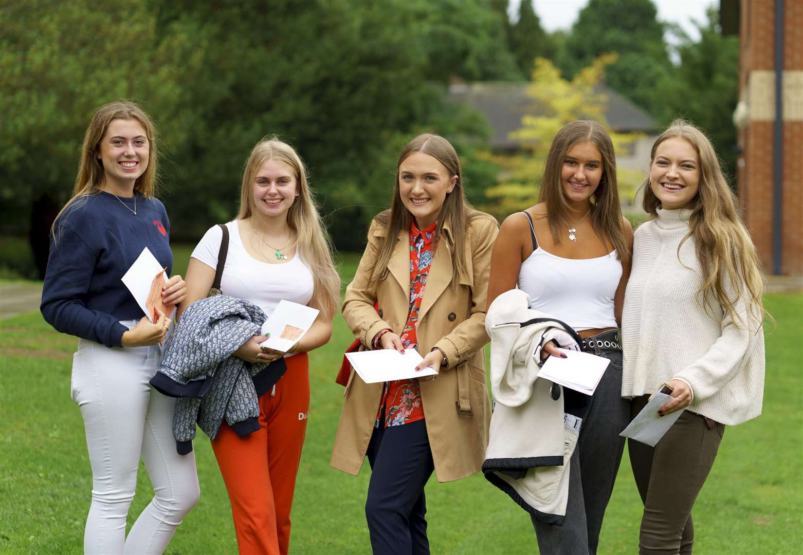 Year 13 students have achieved a 99.3% pass rate overall at A-level. (3635849)