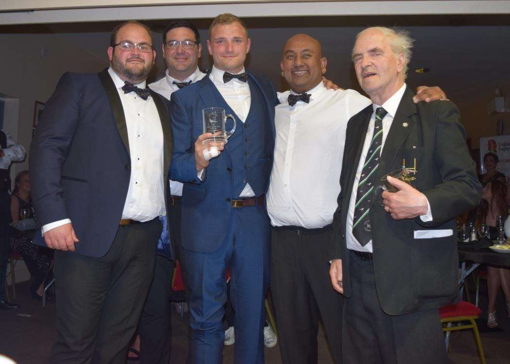Kesteven RFC awards. (2110006)