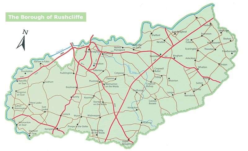 Rushcliffe to move into Tier 3 Covid-19 restrictions
